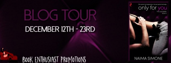 💋Only For You BlogTour💋