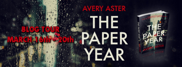 "🔴 ""The Paper Year"" Blog Tour 🔴"